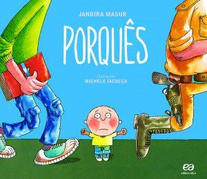 Livros para crianças de até 5 anos: Porquês